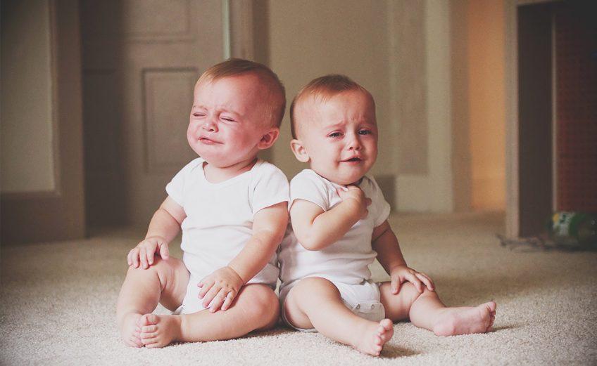 ¿Cómo tranquilizar a tu bebé cuando llora?