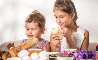 Alimentos que afectan el sueño de tus hijos