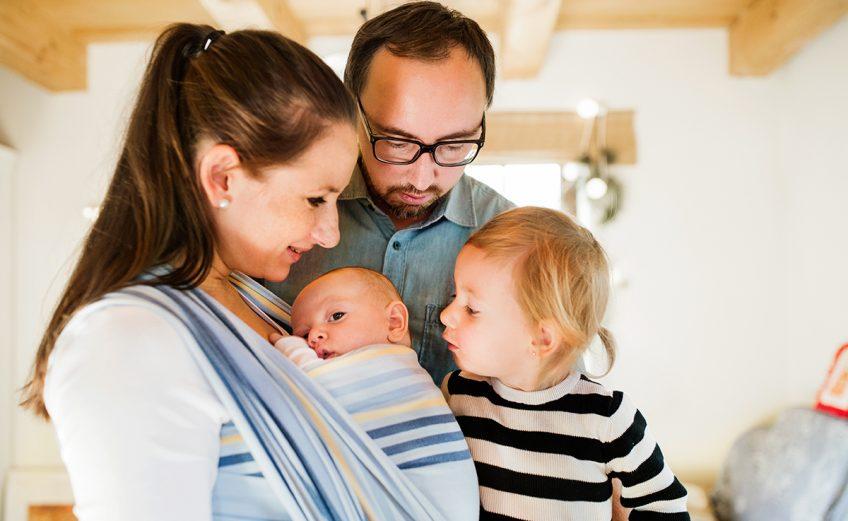 Criando lejos de mitos de la familia