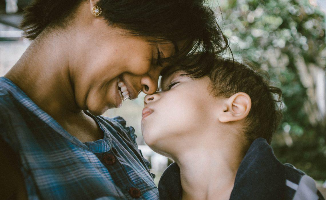 vinculo entre mamá e hijo