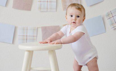 tips para enseñar a caminar a tu bebé